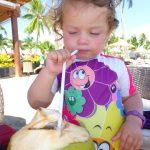 Noix de coco fraiche