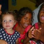 Un moment de rêve dans un village fidjien