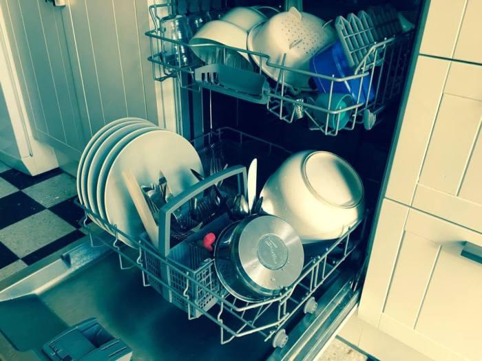 Poudre pour lave-vaisselle