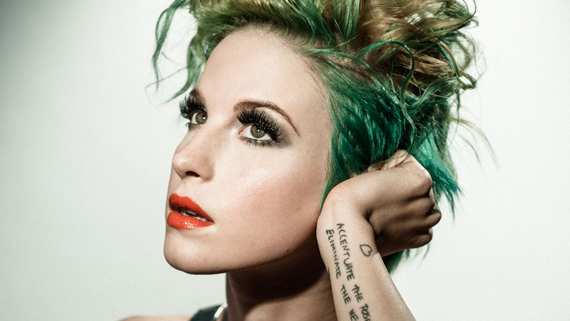 Hayley Williams Presenta Good Dye Young Tinturas Veganas