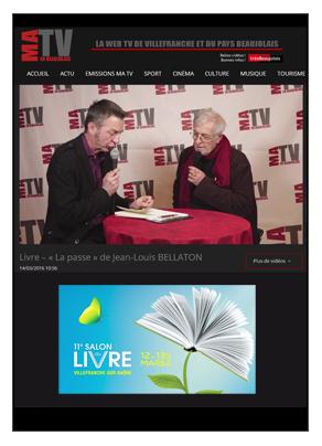 ma tv en beaujolais 160314