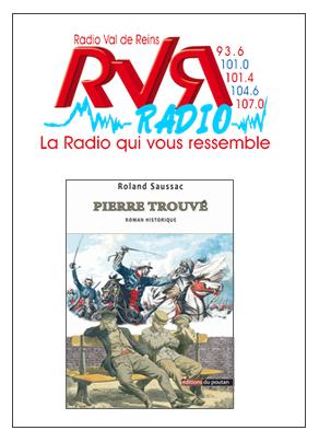 Radio Val de Reins 17/01/2015