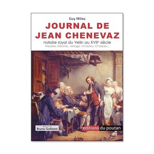 journal de jean chenevaz