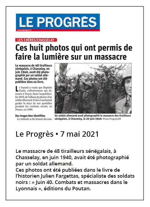 Chasselay - Ces huit photos qui ont permis de faire la lumière sur un massacre