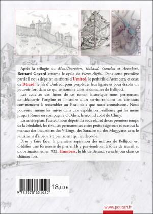 Le premier château de pierre des Beaujeau - Quatrième