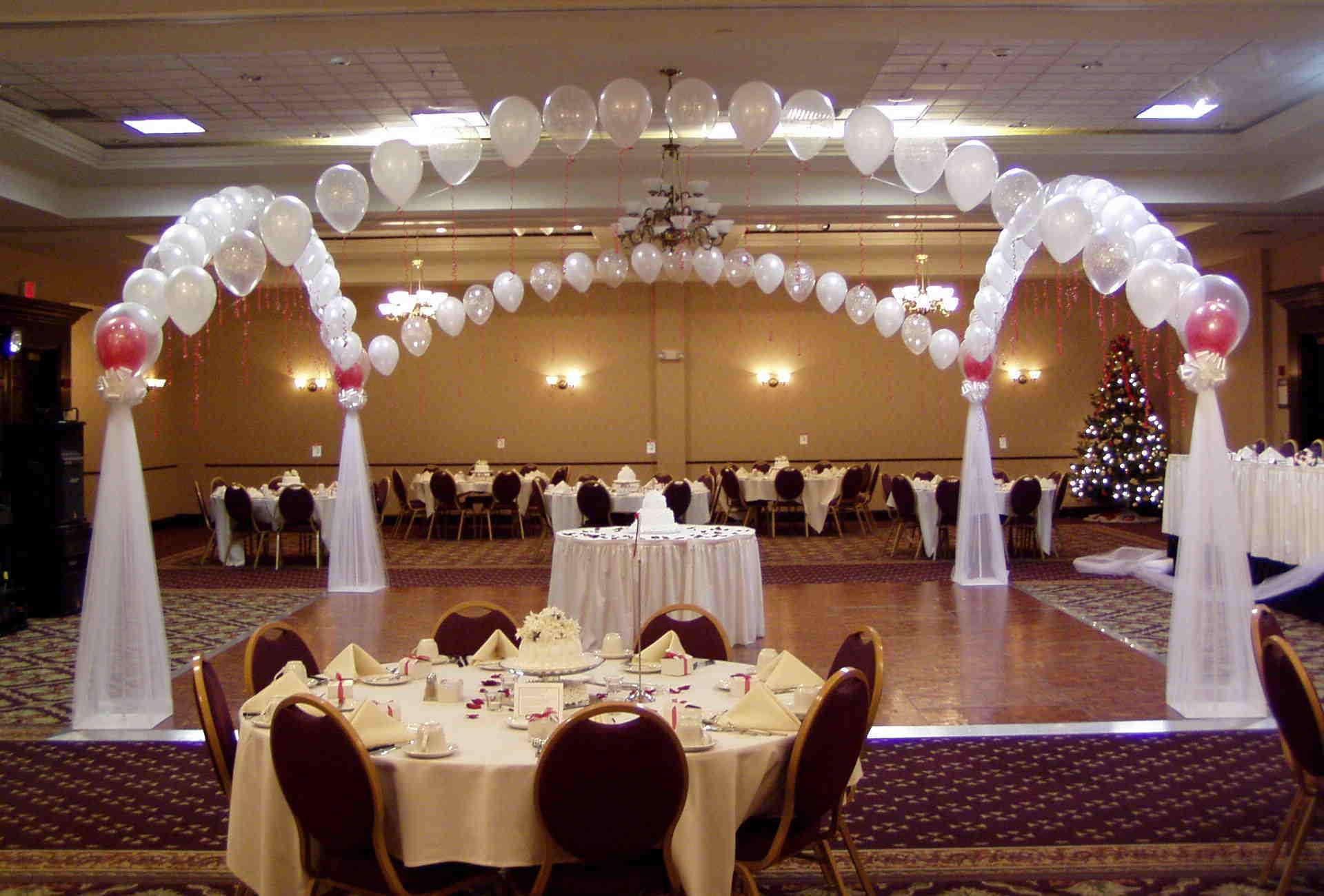 Wedding Reception Decoration