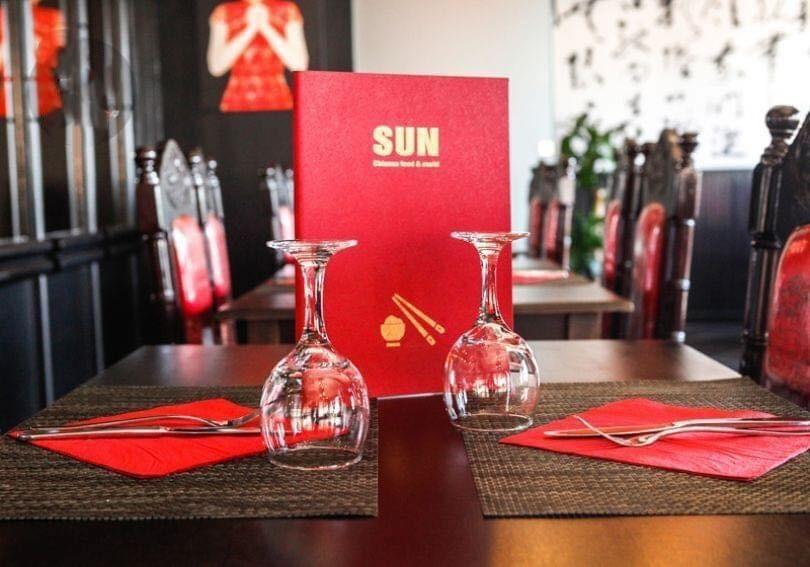 Sun Chinese food&Sushi