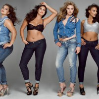 The Best of the Best : Plus Size Lingerie Models