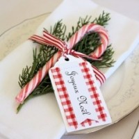 10 #CHRISTMAS TABLE SETTING IDEAS