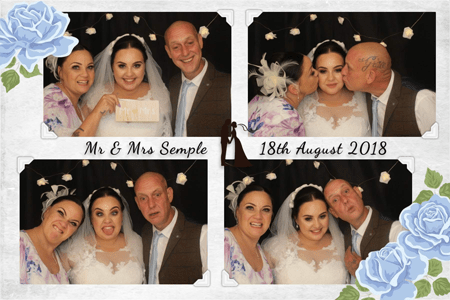 photo booth hire example template