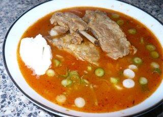 рецепты супов харчо с фото