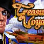 Слот Treasure Voyage – сокровища и развлечение
