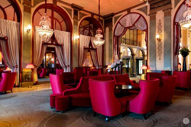 Deauville Royal Hotel Weekend