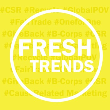 Fresh trends