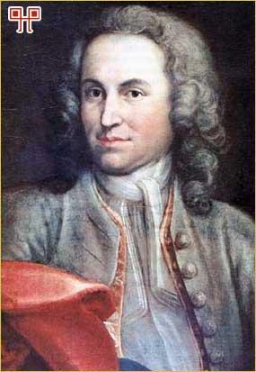 Bach u dobi od 30 godina