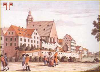 Leipzig u Bachovo doba