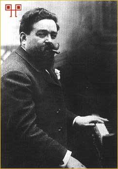 Isaac Albeniz, skladatelj (1860-1909)
