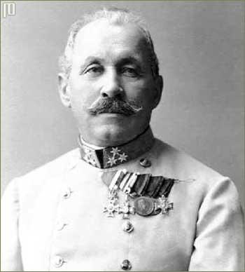 General Marian Freiherr Varešanin