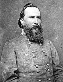 General Longstreet, zapovjednik I. korpusa ANV