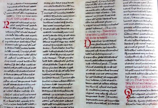 Pismo pape Ivana VIII. knezu Branimiru, Vatikanski arhiv