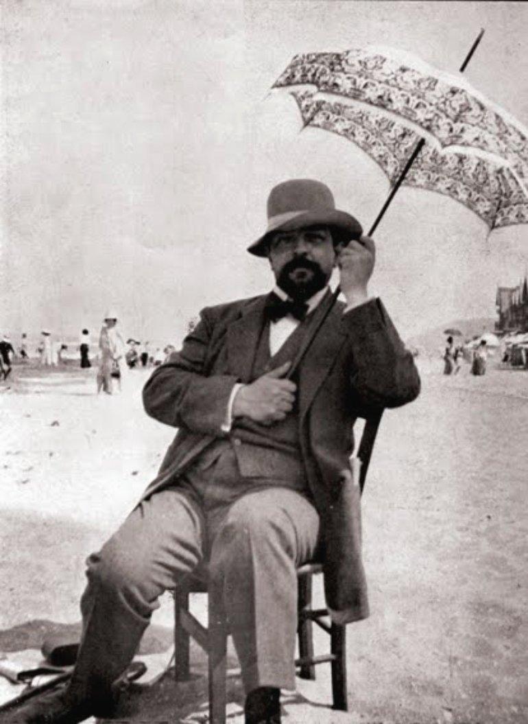 Claude Debussy, francuski skladatelj impresionist