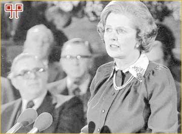 Margaret Thatcher je bila britanska premijerka 11 godina