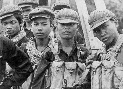 Vojne snage Crvenih Kmera