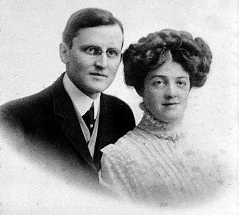 Hudson i Bessie Allison, poginuli na Titanicu