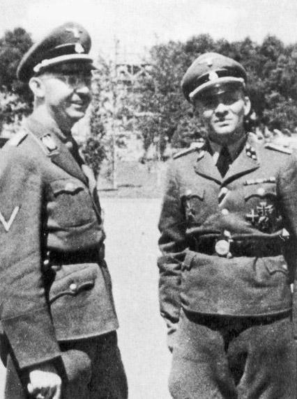 Himmler i Hoss