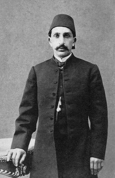Sultan II. Abdülhamid (1842.-1918.)