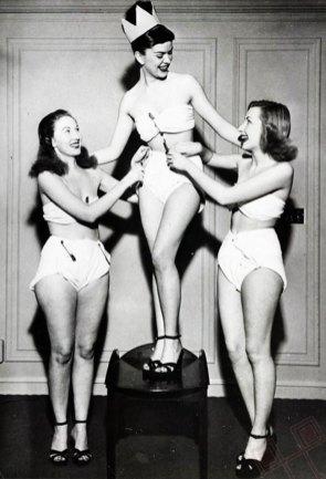 Miss pelena (početak 1940-ih)