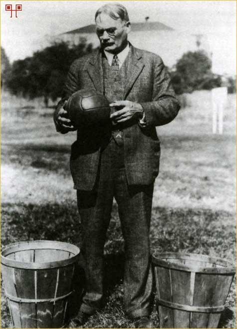 James Naismith (1861.-1939.)
