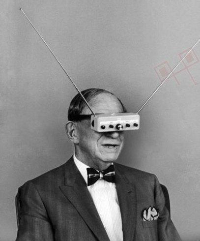 TV naočale iz 1963. godine