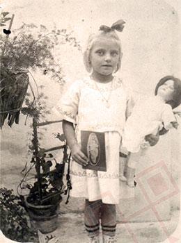 Marija Vrbetić, 1920.