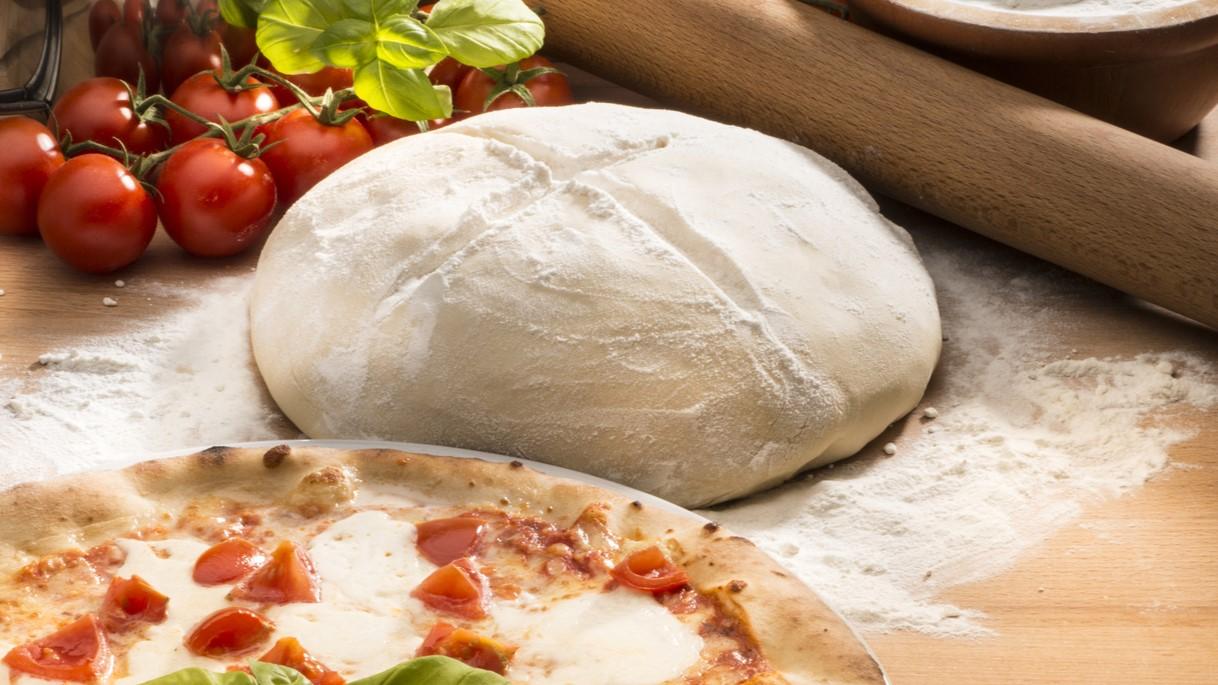 Тесто для пиццы без яиц (5499) | Povkusu.com