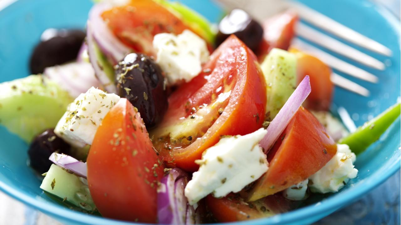 Греческий салат (5884) | Povkusu.com