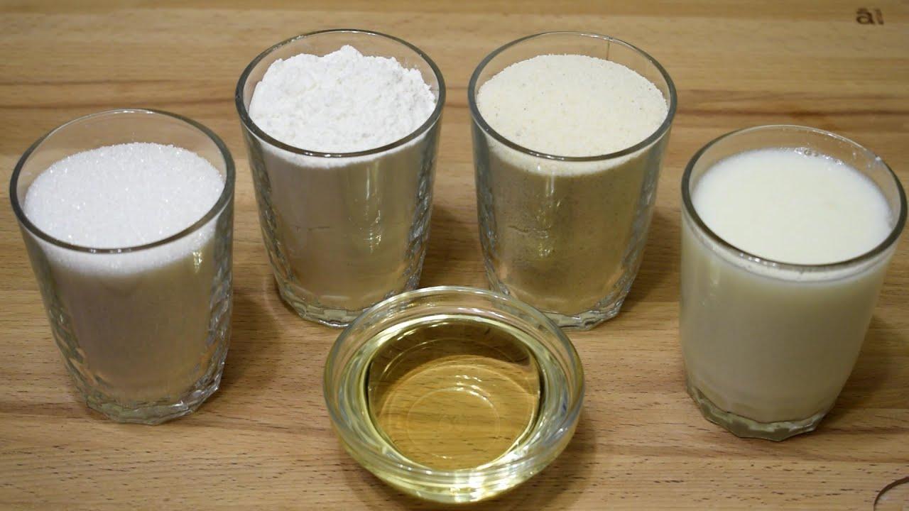 Нежнейший пирог «Все по 1 стакану» (6300) | Povkusu.com