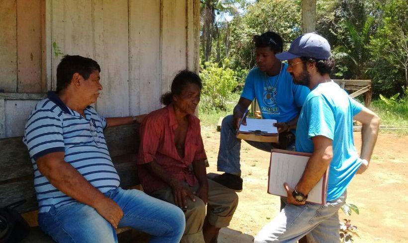 Grupo Sapucaia recebe comitê de verificação