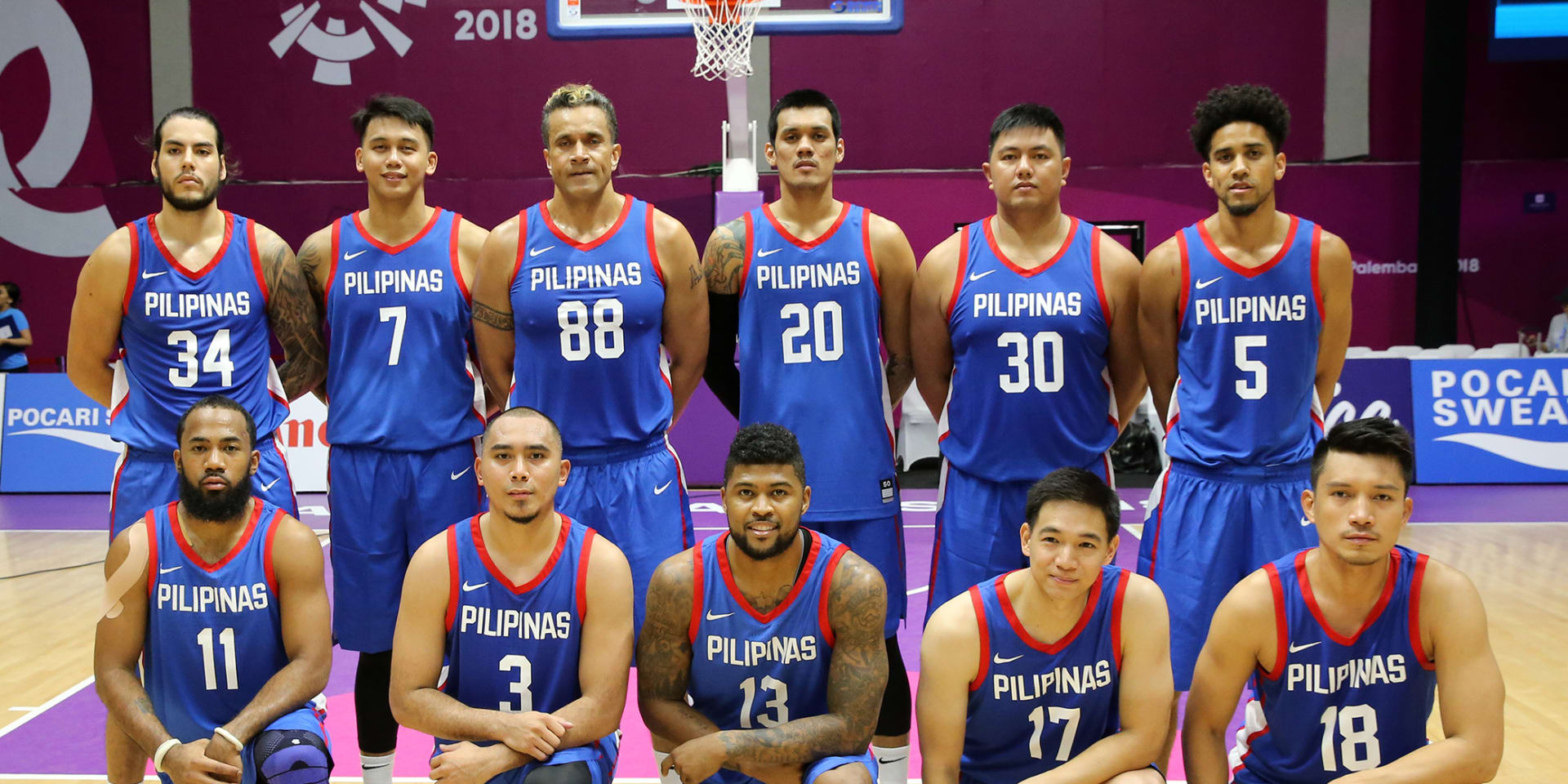 8111b86aaea A Dominating Debut: Clarkson-Less Gilas Dominates Kazakhstan in Asian Games  Debut - Powcast Sports