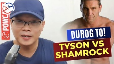 What If Mike Tyson Tries Lethwei Will Pinoy Embrace This Deadly Martial Art Wlc Ceo Gerald Ng Powcast Sports