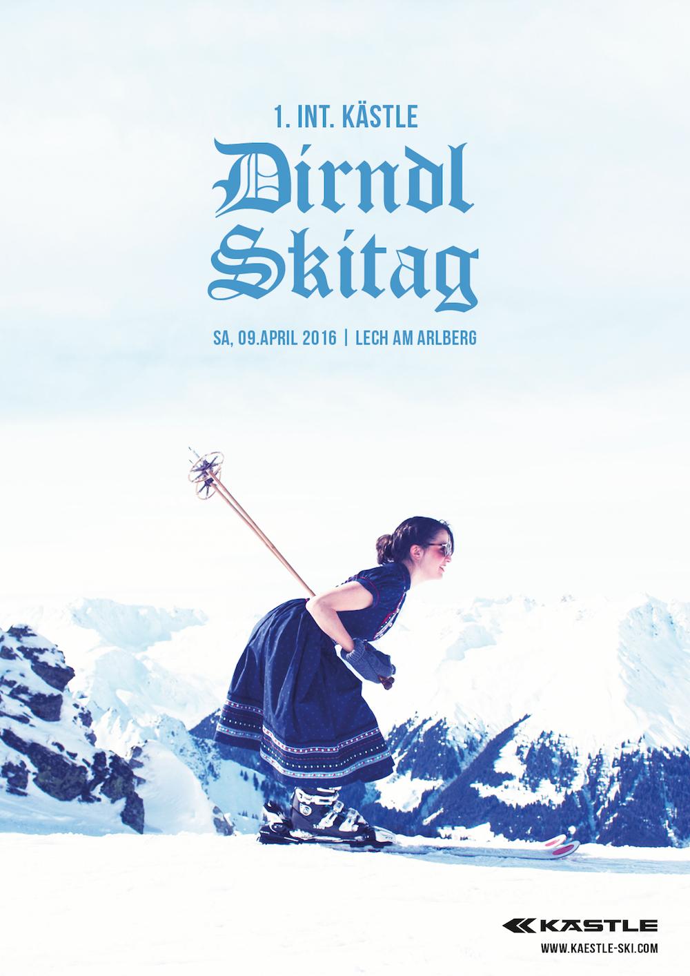 Plakat_Kaestle_Dirndl_Skitag