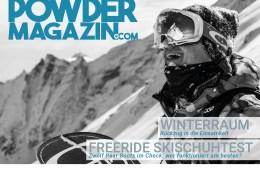 Titel Ausgabe 29 powder-magazin.com