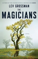 Cover- The Magicians