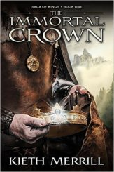 Cover- The Immortal Crown