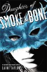 Cover- Daughter of Smoke and Bone