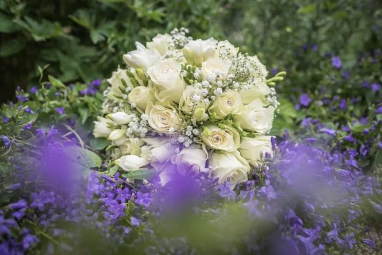 Cumberwell Park wedding flowers