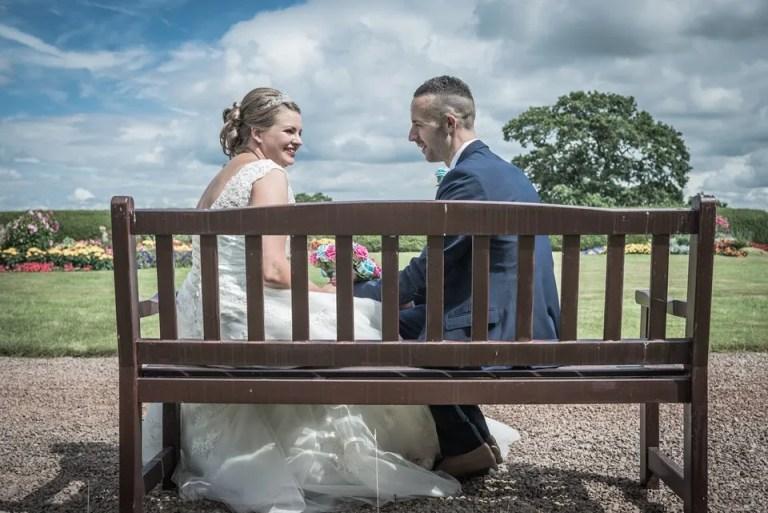 Eastwood Park Wedding couple photos