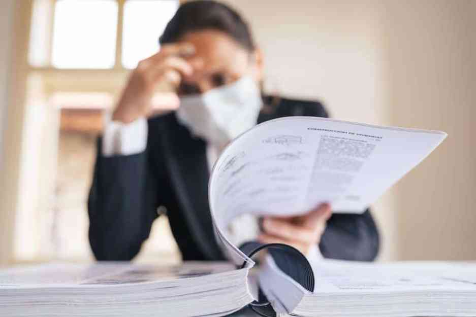 College Students Under Severe Stress Due To Covid 19 pandemic