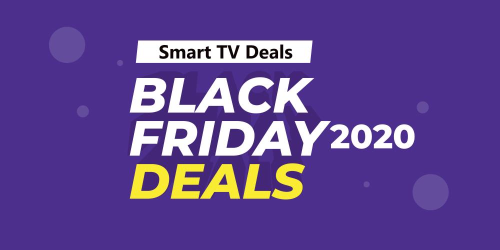 Smart TV Black Friday Deals (2020) On Amazon