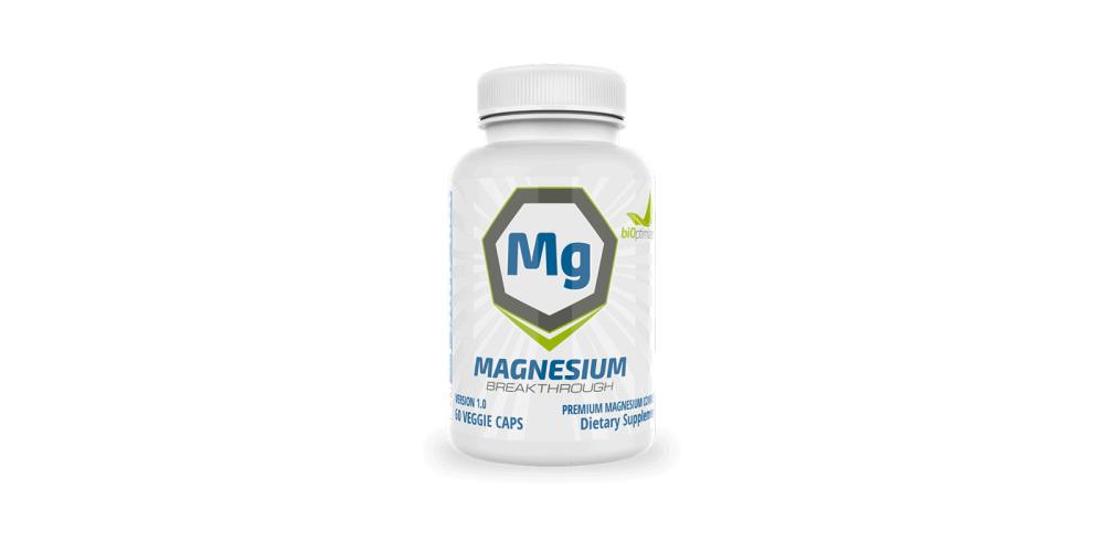 BiOptimizers Magnesium Breakthrough Reviews